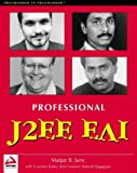 img - for Professional J2EE EAI book / textbook / text book