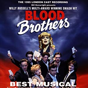 Blood Brothers 1995 London Cast Soundtrack from First Night Records