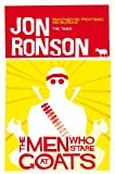 Jon Ronson The Men Who Stare At Goats