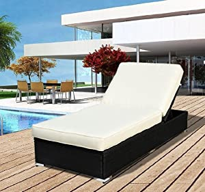 bain du soleil lit transat salon de jardin rotin r sine. Black Bedroom Furniture Sets. Home Design Ideas