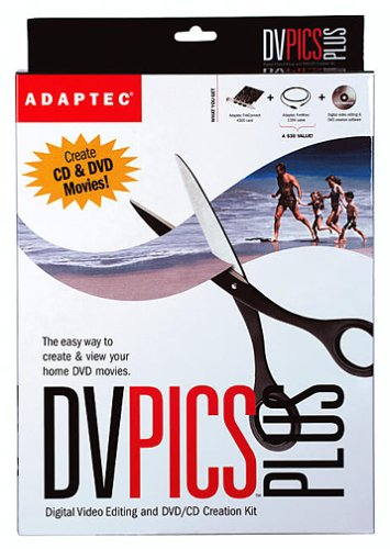 Adaptec Dvpics Plus Retail KitB00006B6TC
