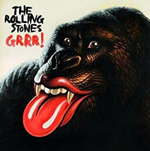 THE ROLLING STONES:GRRR!-BLU RAY AUDIO