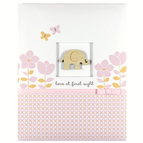 Baby Girl Record Book front-8222