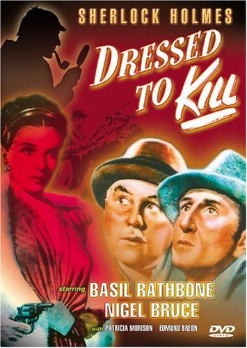 Dressed To Kill DVD