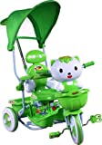 Triciclo Smart-Trike ARTI Kotek New Green Cat Kitty Green