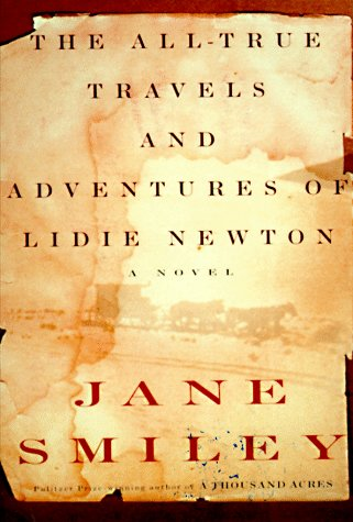Image for The All-True Travels and Adventures of Lidie Newton