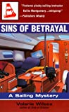 img - for Sins of Betrayal (Sailing Mystery Series, 1) book / textbook / text book