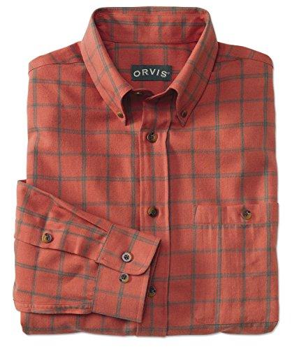 orvis-luxury-cotton-merino-long-sleeved-shirt-regular-red-windowpane-small