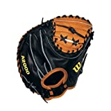 Wilson A2000 Pudge Catchers Mitt 32.5