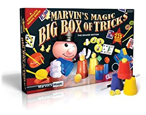 Marvin's Magic Amazing Magic Tricks (Box of 225)