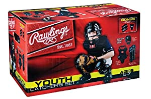 Rawlings CS5-7 Youth Catcher's Gear Set