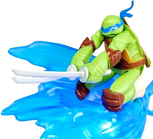 Tech4Kids Nickelodeon Teenage Mutant Ninja Turtles TNMT Leonardo Action Lite 2 in 1 Toy - 1