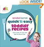 Quick and Easy Toddler Recipes (Quick...