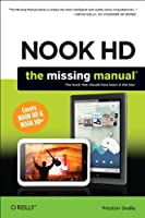 NOOK HD: The Missing Manual, 2nd Edition Front Cover
