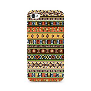 Rubix Customized Designer Hard Back Phone Case of Tile Abstract Geometric for Xiaomi Redmi 2