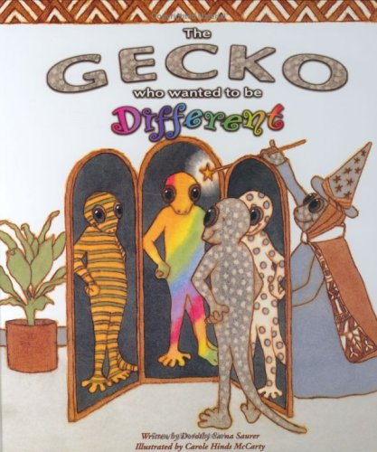 Gecko Who Wanted to Be Different