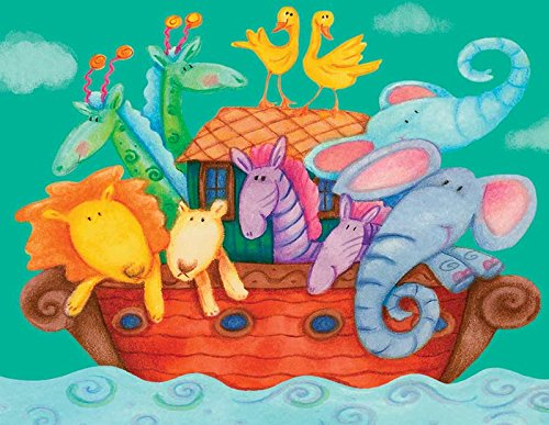 Animal Ark a 63-Piece Jigsaw Puzzle by Sunsout Inc.