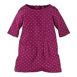 Tea Collection Little Girls 2-6 Blitzen French Terry Dress, Cosmic Berry