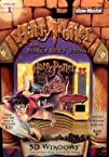 Viewmaster 3D Windows w Decoder  Harry Potter   the Sorcerers