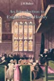 An Introduction to English Legal History (0406930538) by J. H. Baker