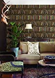 Fine Decor Bookcase Effect Wallpaper (FD40546)