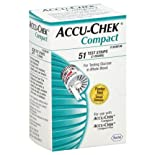 Accu-Chek Test Strips, 3 Drums 51 strips