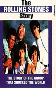 The Rolling Stones Story [VHS]