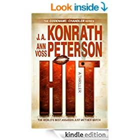 Hit (The Codename: Chandler Book 4)