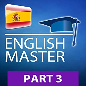 INGLÉS MASTER, Parte 3 (34003) (Series para leer y escuchar - ENGLISH MASTER) (Spanish Edition) | [PROLOG Editorial]