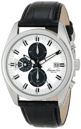 kenneth-cole-new-york-mens-kc8041-dress-sport-round-chronograph-black-strap-analog-watch