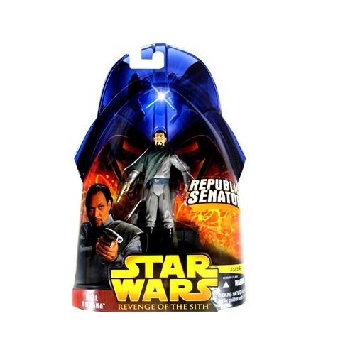 Star Wars: Revenge of the Sith Bail Organa (#15) Action Figure