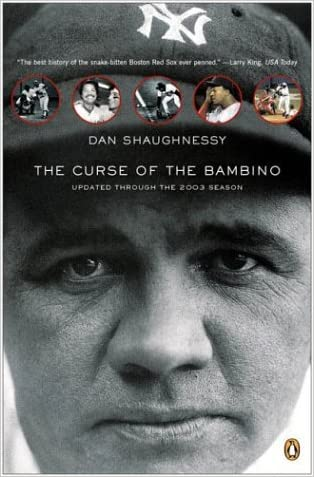 The Curse of the Bambino written by Dan Shaughnessy