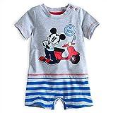 Disney Mickey Mouse City Knit Romper