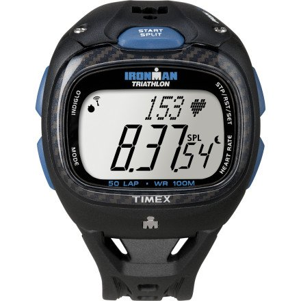 Image of Timex Ironman Race Trainer Pro Digital Heart Rate Monitor Kit (B007XR4JGO)