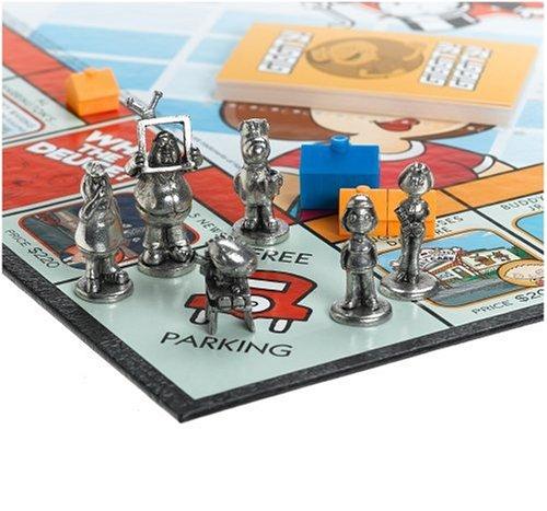 Imagen de Familia Usaopoly individuo Monopoly Edición Coleccionista