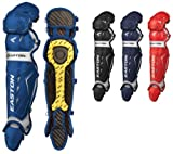 Easton A165299 Youth Force Leg Guards (Call 1-800-327-0074 to order)