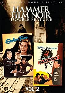 Hammer Film Noir Double Feature, Vol. 2 - Stolen Face / Blackout [Import]