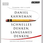 Schnelles Denken, langsames Denken | Daniel Kahneman