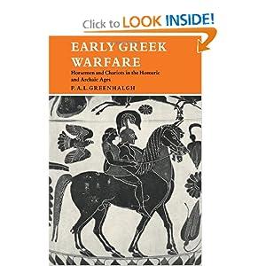 Early Greek Warfare - P. A. L. Greenhalgh