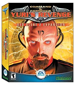 Command & Conquer Red Alert 2 Expansion: Yuri's Revenge - PC