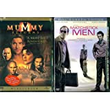 The Mummy Returns & Matchstick Men - 2 Seperate DVDs in Set