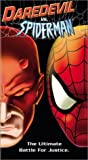 Spider-Man - Daredevil Vs. Spider-Man (Animated Series) [VHS]