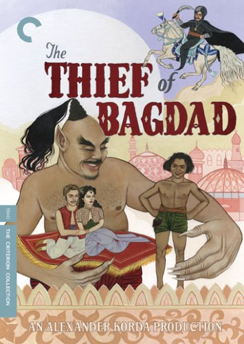 Cover art for  The Thief of Bagdad (The Criterion Collection)