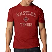 '47 Brand Faded Red Kastles Tennis T-shirt