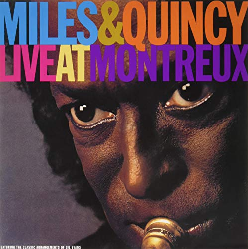 Vinilo : Miles Davis - Live At Montreux (Limited Edition, Japan - Import)