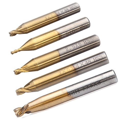 1.5mm-4mm Titanizing Milling Cutter For Key Cutting Machine (Electronic Key Cutting Machine compare prices)