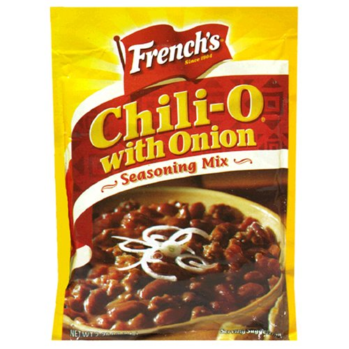 Buy French's Chili-O Seasoning Mix, Chili-O with Onion, 2.25-Ounce Packets (Pack of 18) (French's, Health & Personal Care, Products, Food & Snacks, Seasonings Herbs & Spices, Chili Mix)