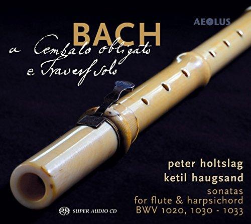 Bach, J.S.: Sonatas for Flute
