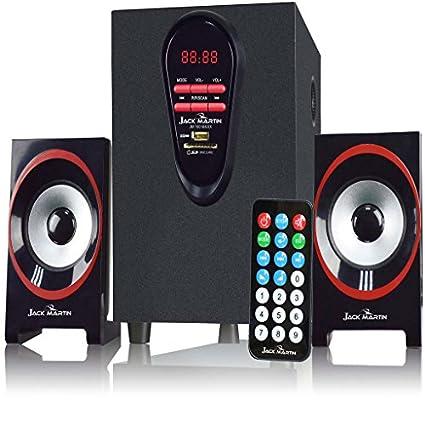 Jack Martin JM 100 2.1 Multimedia Speakers