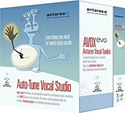 Antares Audio Auto-Tune Vocal Studio7 TDM  Audio Plug-in
